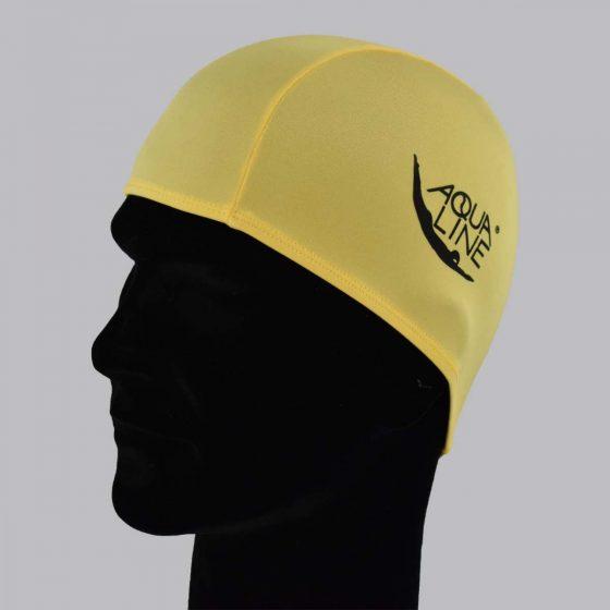 bonnet aqualine jaune