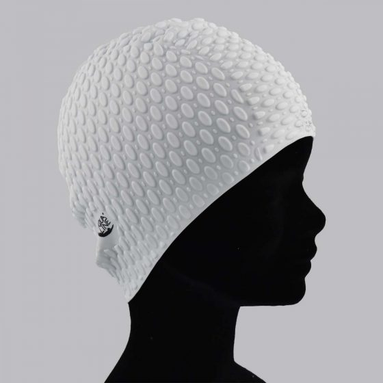 bonnet aqualine blanc