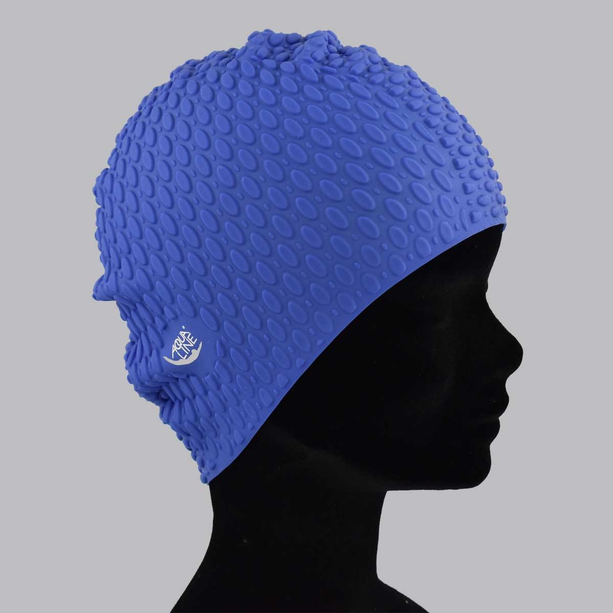bonnet aqualine bleu