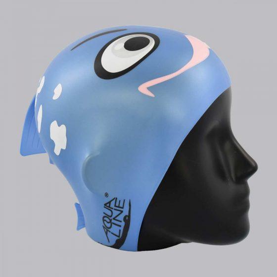 bonnet aqualine motif