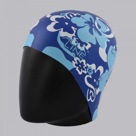 bonnet aqualine fleures
